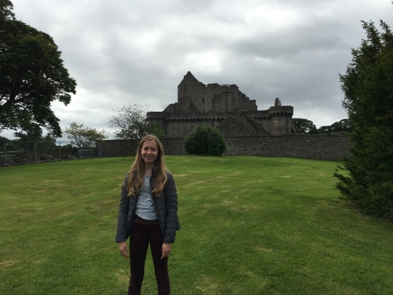 Anna at Craigmillar