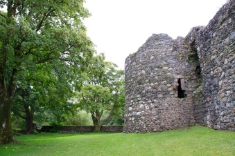 Inverlochy Castle is a lovely but small spot in Ft. William